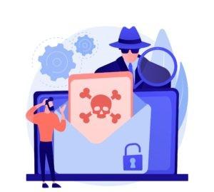 Осторожно кибер-атака!